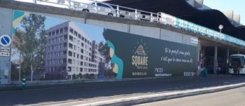 Campagne d'affichage Square Saint-Louis